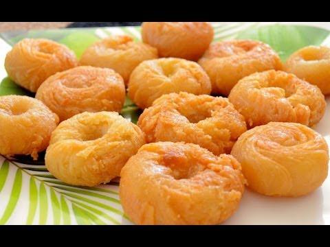 Balushahi Badusha Recipe