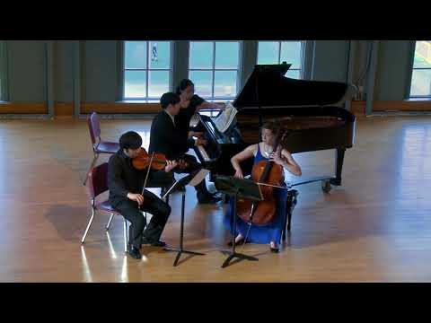 Schumann Piano Trio No. 2