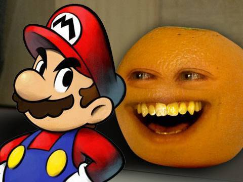 Annoying Orange Vs Games