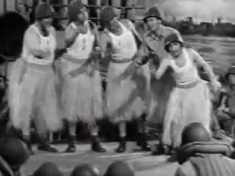 Sidney Miller in an Army Training Film 1943