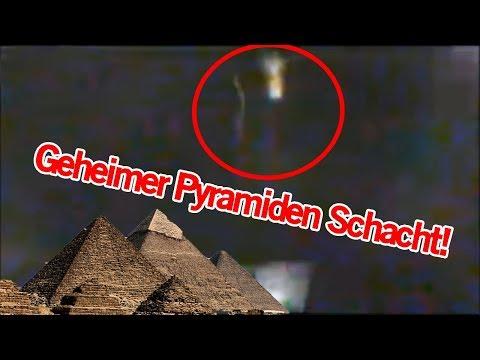 Das Geheimnis am Ende eines Pyramiden Schachts | MythenAkte