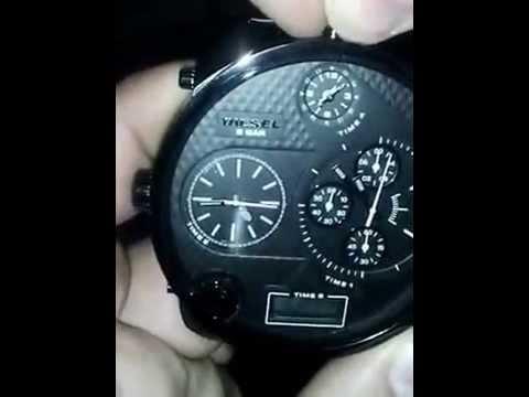 2650cd887e96 Diesel Watch DZ7214 replica - YouTube