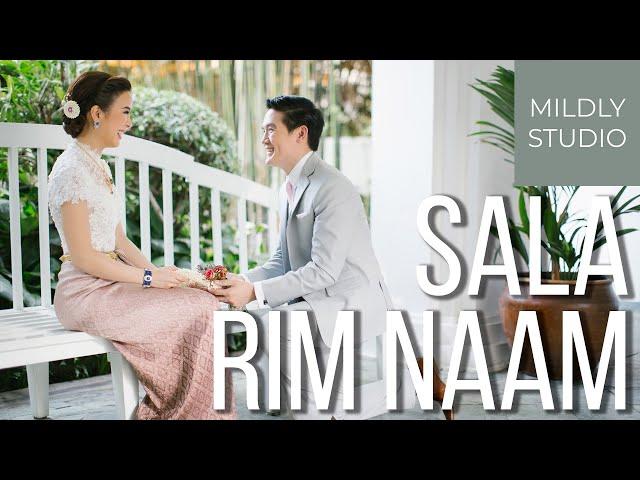 Wedding Photography @ Mandarin Oriental โรงแรมแมนดาริน โอเรียนเต็ล กรุงเทพ ศาลาริมน้ำ Sala Rim Naam