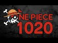 ONE PIECE 1020 - Back from Atlanta with a PERFECT Chapter!