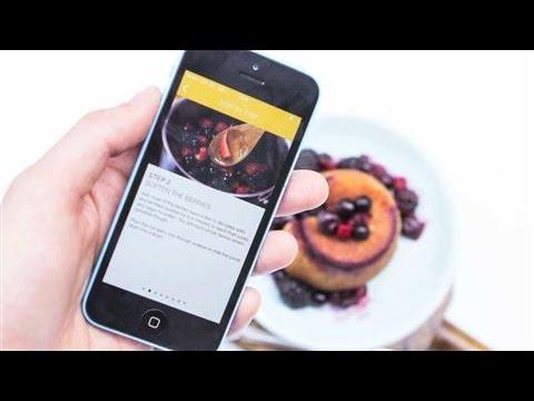 Digits: Food Porn Meets Social Media