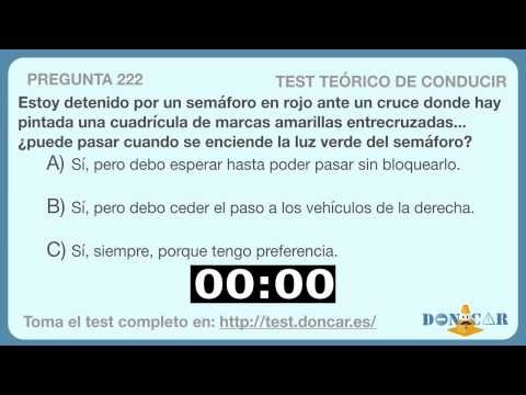 Curso 2020 de teórica del | carnet de conducir | Usuarios de la vía from YouTube · Duration:  13 minutes 15 seconds