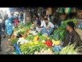 KOLEY MARKET KOLKATA - FRUIT & VEGETABLE WHOLESALE MARKET IN KOLKATA, INDIA