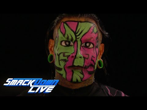 Jeff Hardy promises to create a masterpiece in the WWE World Cup