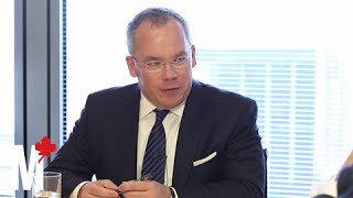 Maclean's - 2015 National Debate - Introducing Paul Wells