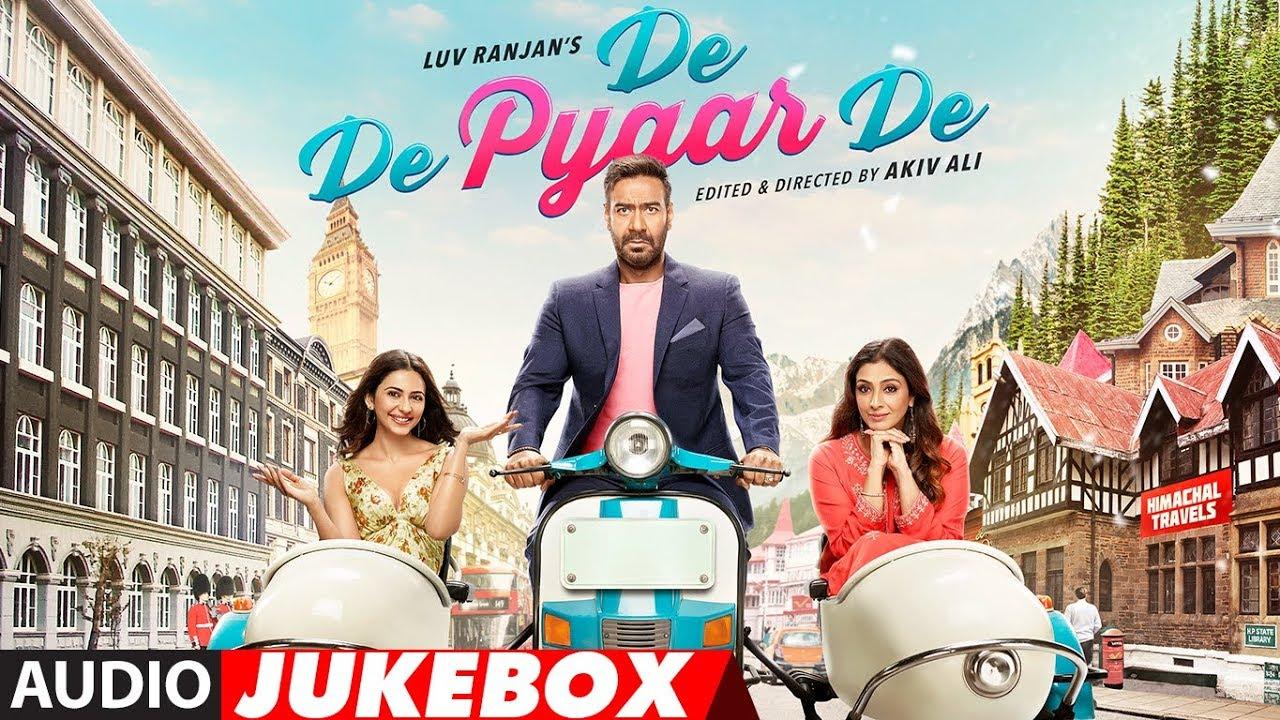 Full Album: De De Pyaar De | Ajay Devgn, Tabu | Rakul Preet Singh | Audio Jukebox Watch Online & Download Free