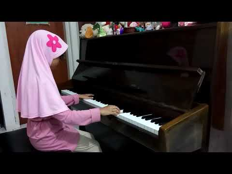 Melly Goeslaw - Bunda - Piano Cover By Qei