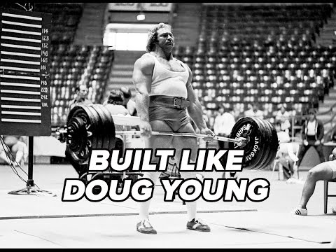 Building a Body Like the Powerful Doug Young