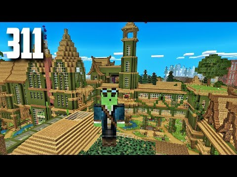 Let's Play Minecraft - Ep.311 : Troubles/Huge Adventure!