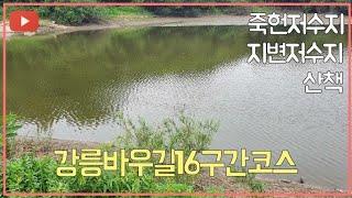2020.6.29.강릉바우길16구간 코스
