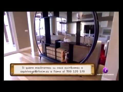 Casa r stica en ciudad real canexel construcciones youtube for Canexel construcciones