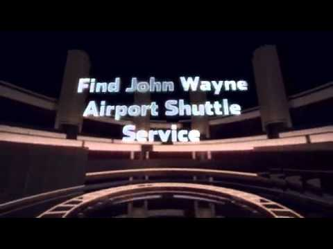 John Wayne Airport Shuttle Service