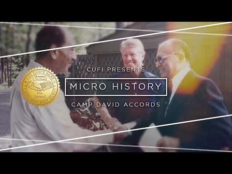 Micro History - Camp David Accords