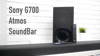 Sony HT G700 Atmos Soundbar Review