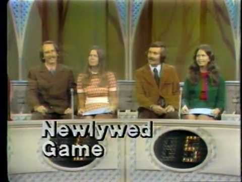 Newlywed Game TV promo on WKYC 1978