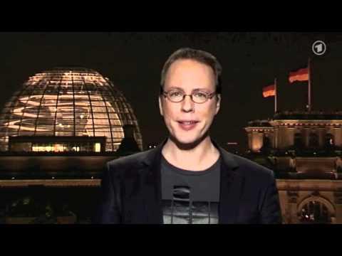 ARD-Nachtmagazin über ACTA