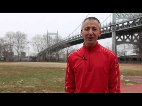 How to Start a Jogging Program When You're Out of Shape & Overweight