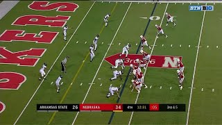 De'Mornay Pierson-El's 8-Yard Touchdown vs. Arkansas State