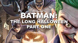 Batman  The Long Halloween, Part One | Trailer | Warner Bros  Entertainment