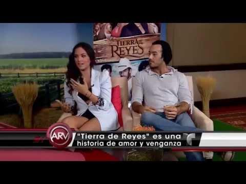 Aarón Diaz y Ana Lorena Sánchez entrevista