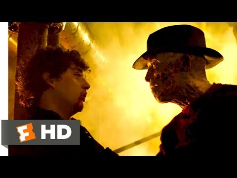 A Nightmare on Elm Street (2010) - I'm Real Scene (7/9) | Movieclips