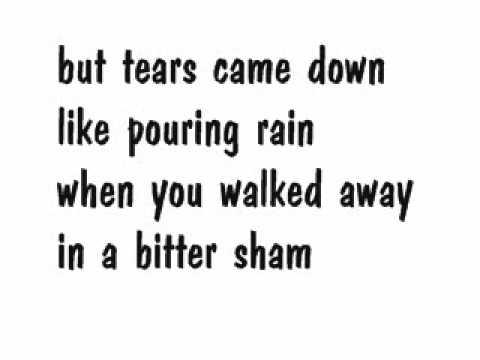 Sad Love Poem