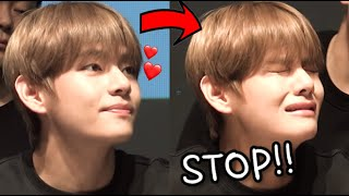 Gambar cover When ARMY Pranks on BTS Taehyung in Fan Meeting...