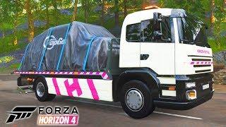 FORZA HORIZON 4 - NOVO CARRO SECRETO!!!! (Novo Update Top Gear)
