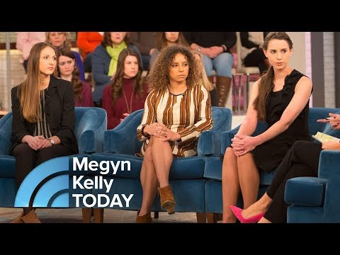 Women Who Helped Bring Larry Nassar To Justice Speak To Megyn Kelly | Megyn Kelly TODAY