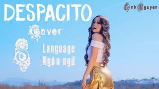 Despacito [Cover] Bằng 8 Thứ Tiếng Nghe Rất Hay