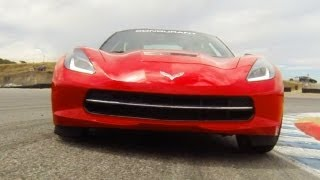 The One With The 2014 Corvette Stingray at Laguna Seca! – World's Fastest Car Show Ep. 3.15