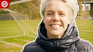 U.S. Soccer Player vs. Regular People | Lori Lindsey