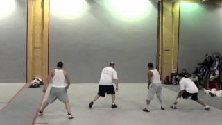 USWA: OpenDoubles - (Psp)Mikey/Eddy Vs Herman/Wally