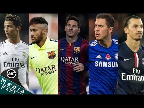 Futbolcular Haqqinda Esitmediyiniz Top - 5  Fakt ►Amazing Facts About The Football Players |HD