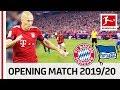 Top 10 Goals FC Bayern München Vs. Hertha Berlin - Ribery, Robben, Kovac & Co.