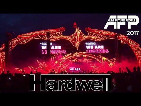 HARDWELL Live @ Alfa Future People 2017 (AFP)