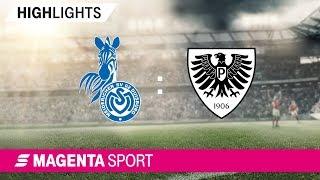 MSV Duisburg - Preußen Münster | Spieltag 3, 19/20 | MAGENTA SPORT