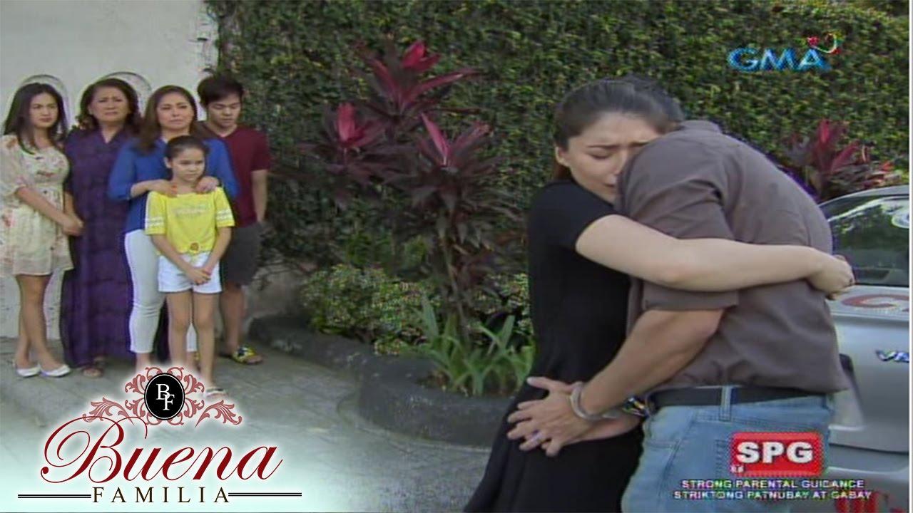 Buena Familia: Ang pagsuko ni Arthur Buena