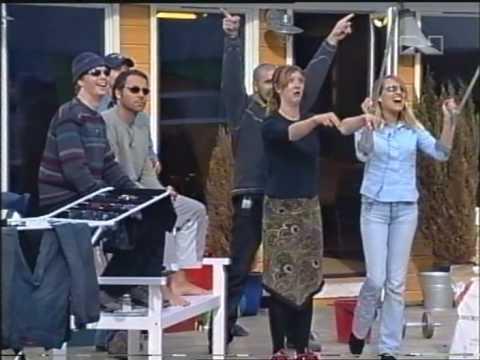 Alice Cooper + Dio on 'Big brother 2001' Norwegian TV-show Part 1:2 mp3
