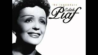 Watch Edith Piaf Mea Culpa video