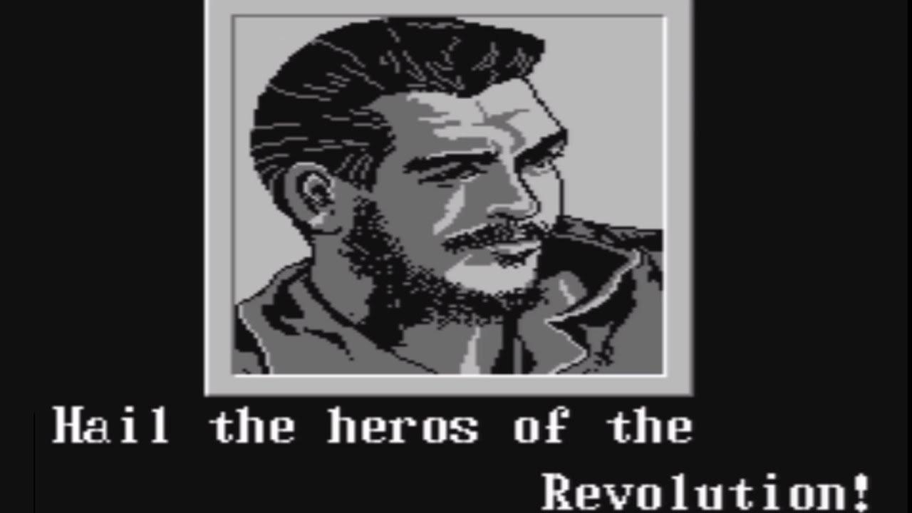 Guerrilla War (NES) Playthrough – NintendoComplete