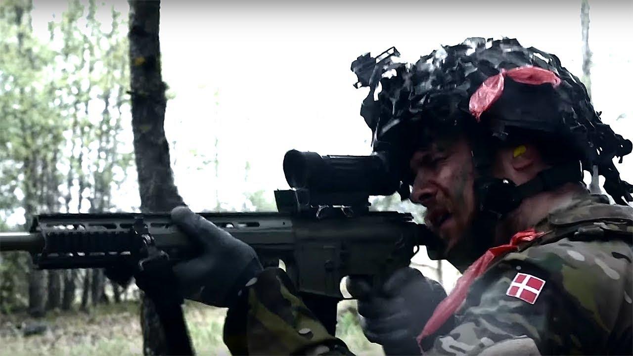 Danes Prepare to join NATO's Spearhead Force, the VJTF