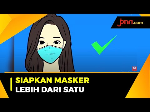 dr. Reisa Prihatin Banyak Orang Pakai Masker Asal-Asalan