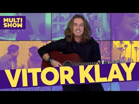 Vitor Kley  TVZ Ao Vivo  Música Multishow