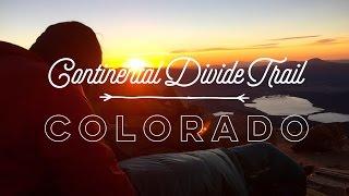 Continental Divide Trail - Colorado
