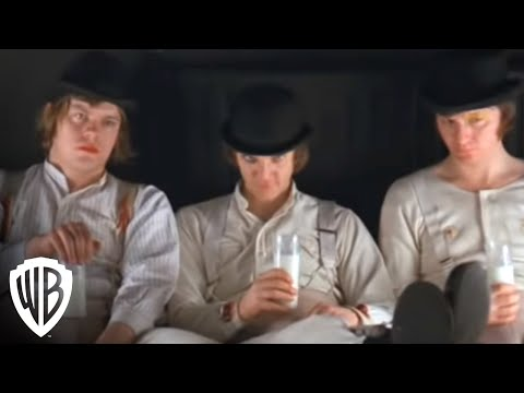 A Clockwork Orange is listed (or ranked) 34 on the list The Best Movies Based on Books